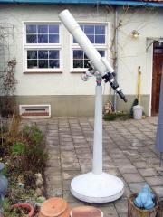 Zeiss Refraktor Teleskop
