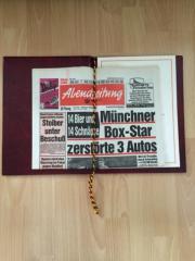 Zeitung vom 27.