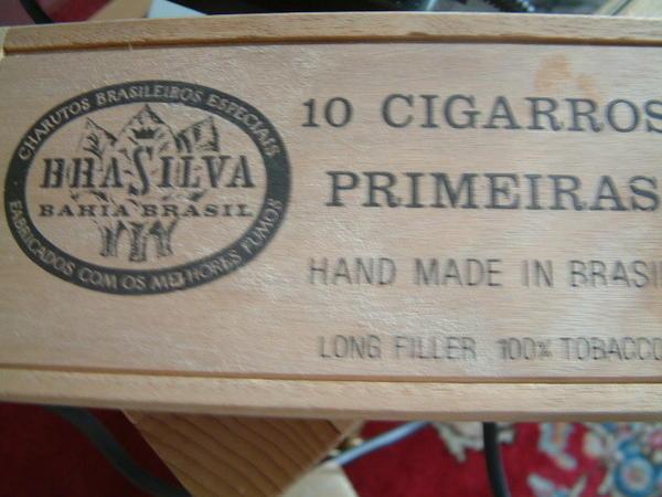 zigarrenschachtel aus holz in m nchen sonstige. Black Bedroom Furniture Sets. Home Design Ideas