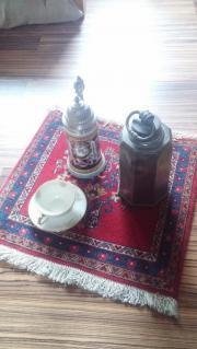 Zinn,Porzellan,Orient-