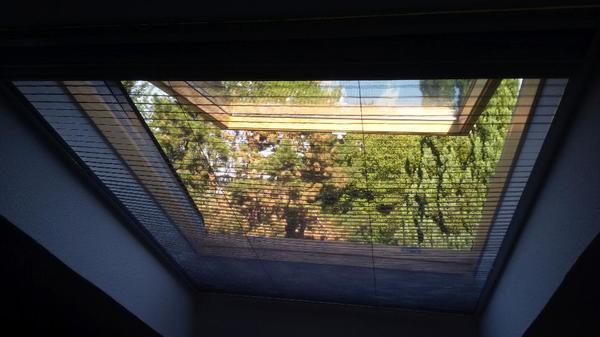Zwei Tolle Sonnenschutz Rollos Mit Fliegengitter G Nstig