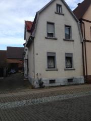 Zweifamilienhaus in Schwegenheim