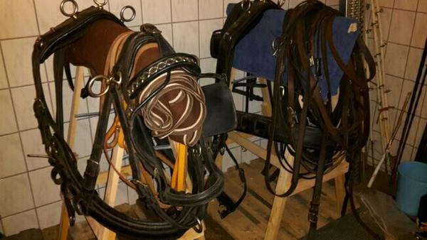 zweisp nner brustblattgeschirr in mulfingen pferde. Black Bedroom Furniture Sets. Home Design Ideas