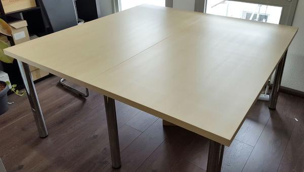 tischplatte birke neu und gebraucht kaufen bei. Black Bedroom Furniture Sets. Home Design Ideas
