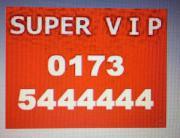 0173 - 5444444 * VIP