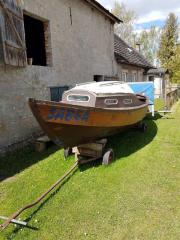 1-Mann Kajütboot