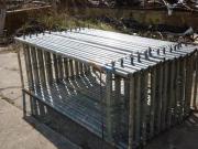 110 m² gebrauchtes Gerüst Plettac