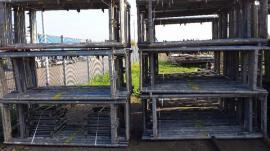 Sonstiges Material für den Hausbau - 1500 m² gebrauchtes Plettac Baugerüst
