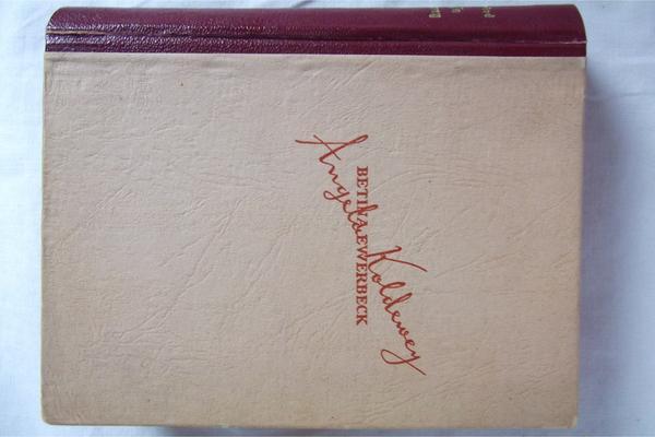 1939 Roman einer jungen Ärztin