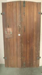 2 Holztüren