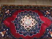 2 Teppiche - reine Handarbeit