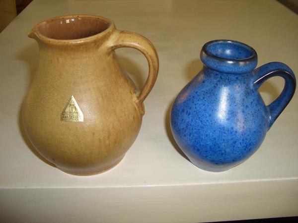 2 Vasen Krug » Haushaltsgeräte, Hausrat, alles Sonstige