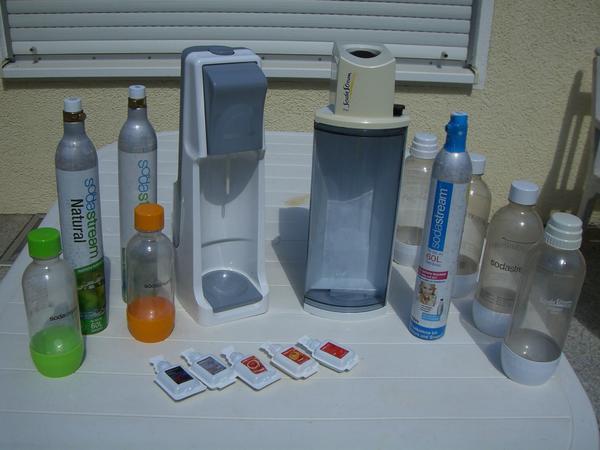 soda wasser gebraucht kaufen nur noch 4 st bis 75 g nstiger. Black Bedroom Furniture Sets. Home Design Ideas