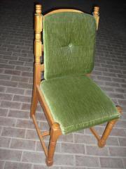2 x Stuhl Eiche massiv