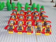 20 Minifiguren Römische