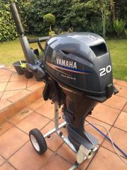 20 PS Yamaha