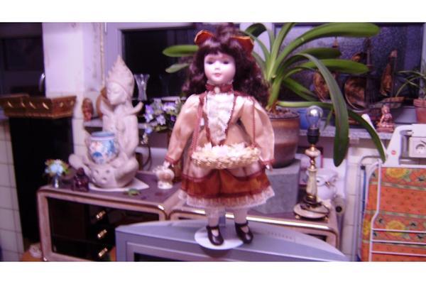 25 verschiedene wunderschöne Puppen und