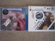 2raumwohnung - 2 CD s