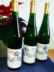 3 Flaschen Jahrgangswein