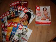 34 Stern Zeitschriften ältere Ausgaben