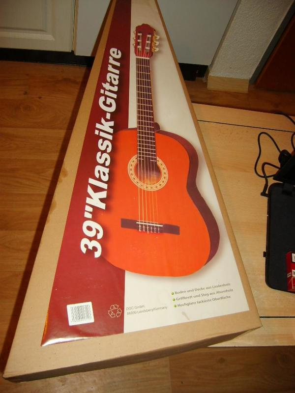 "39"" klassik - Gitarre - Griesheim - 39"" klassik - Gitarre - Griesheim"