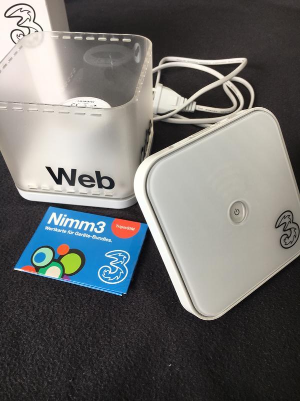 3webcube lte wlan router in bregenz df modems isdn. Black Bedroom Furniture Sets. Home Design Ideas