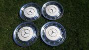 4 Mercedes Oldtimer
