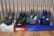 4 paar high heels grösse