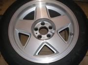 4 Ronal Alufelgen mit Reifen