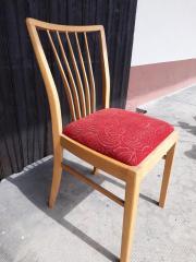 4 Stühle handgefertigt,