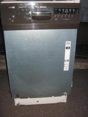 45cm breite Einbauspülmaschine