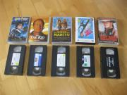 5x VHS-Video