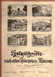 6 HOLZSTICHE VON RUDI BERNSTEIN