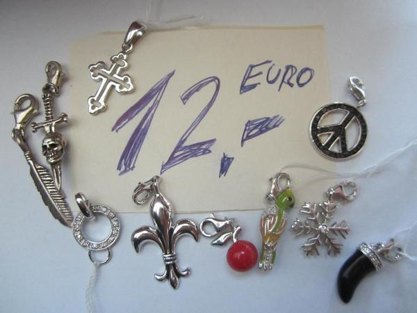 925 Silberschmuck Schmuckanhänger » Schmuck, Brillen, Edelmetalle