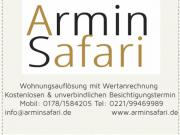 A Safari Haushaltsauflösung Wohnungsauflösung Entrümplung