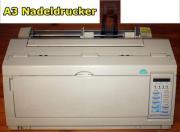 A4 / A3 Nadeldrucker,