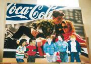 Acryl-Malerei-Collage Unikat von 1989