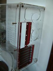 Acrylgehäuse für Computer