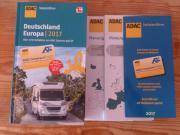 ADAC Stellplatzführer Deutschland/