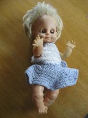 ältere schöne Puppe,