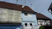 älteres Wohnhaus mit
