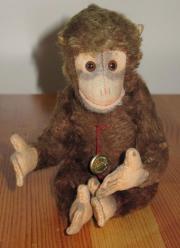 Affe von der Firma Hermann