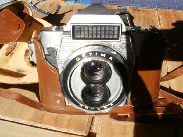 AGFA Optima Reflex Spiegelreflexkamera Bj