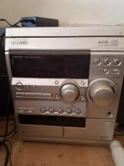 aiwa Stereo Anlage