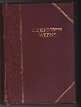 Alte Ausgabe Eichendorffs Werke - 1: Kleinanzeigen aus Neunkirchen a. Brand Großenbuch - Rubrik Komplette Sammlungen, Literatur