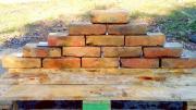 Alte Ziegelsteine-Kostenlos