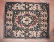 alter kleiner Teppich