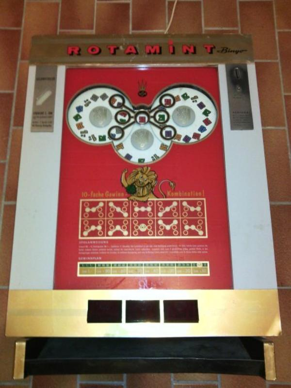 alter spielautomat spielen