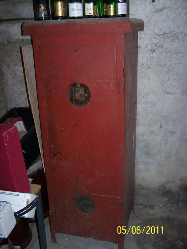 Stahlschrank Gebraucht Kaufen: Vintage shabby 5 Türen Spind ...
