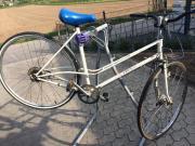 altes defektes Damenrad